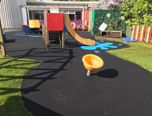 Impact Protection Surface Clean